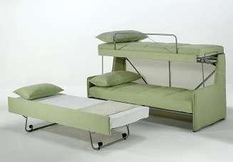 Actualidad noticias novedades de senntar de - Sofa cama convertible litera ...