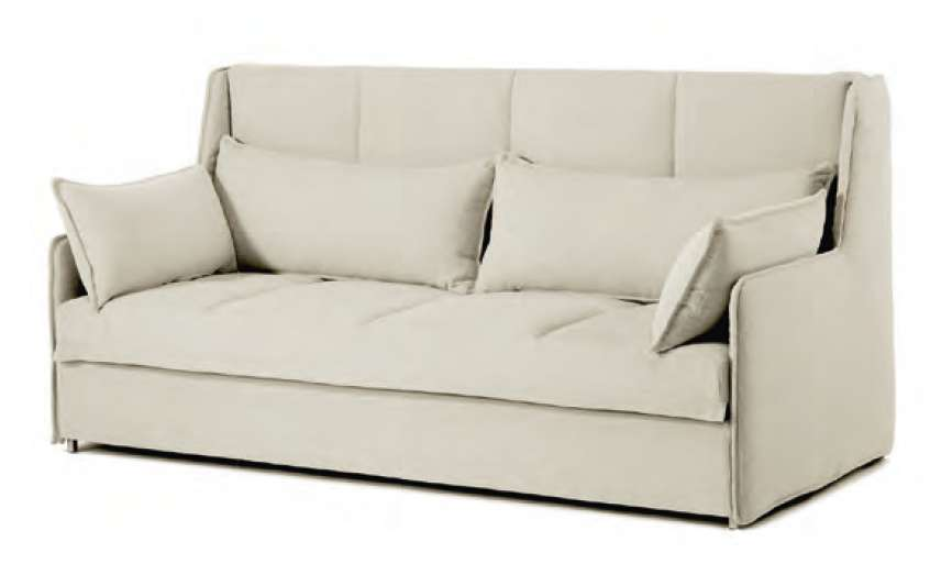 Sof cama convertible modelo family para hogar senntar de for Sofa cama de pared