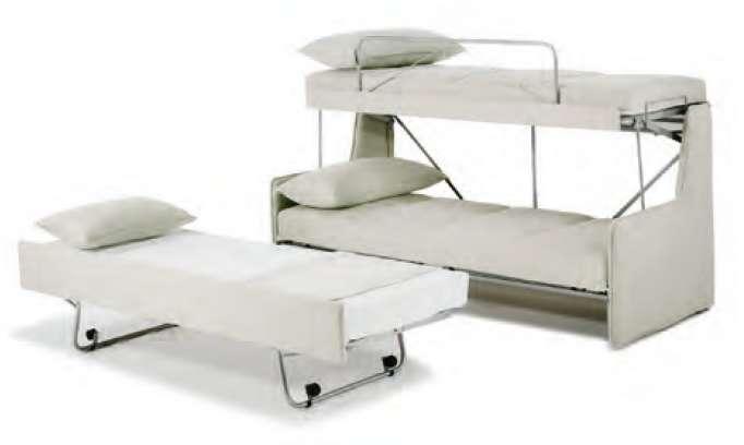 Sof cama convertible modelo family para hogar senntar de for Modelos de sofa cama
