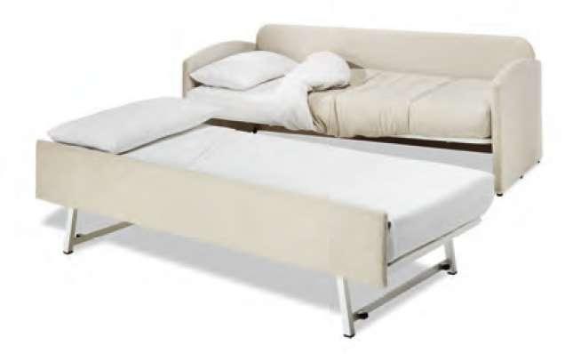 Sof cama convertible modelo crucero para hoteles senntar for Modelos sofas cama